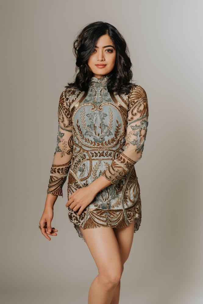 Rashmika Mandanna To Share Screen Space Alongside Amitabh Bachchan In Her Second Bollywood Project!