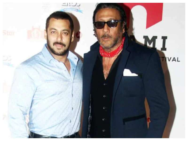Jackie Shroff To Play A Quirky Cop In Radhe; Will Be Seen As Salman Khan's Superior Counterpart