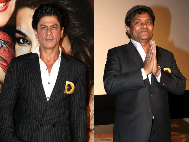 """Johnny Lever Recalls The Time When Shah Rukh Khan Came To Know About His Father's Health, Says SRK Told Him, """"If I needed anything I could tell him"""""""