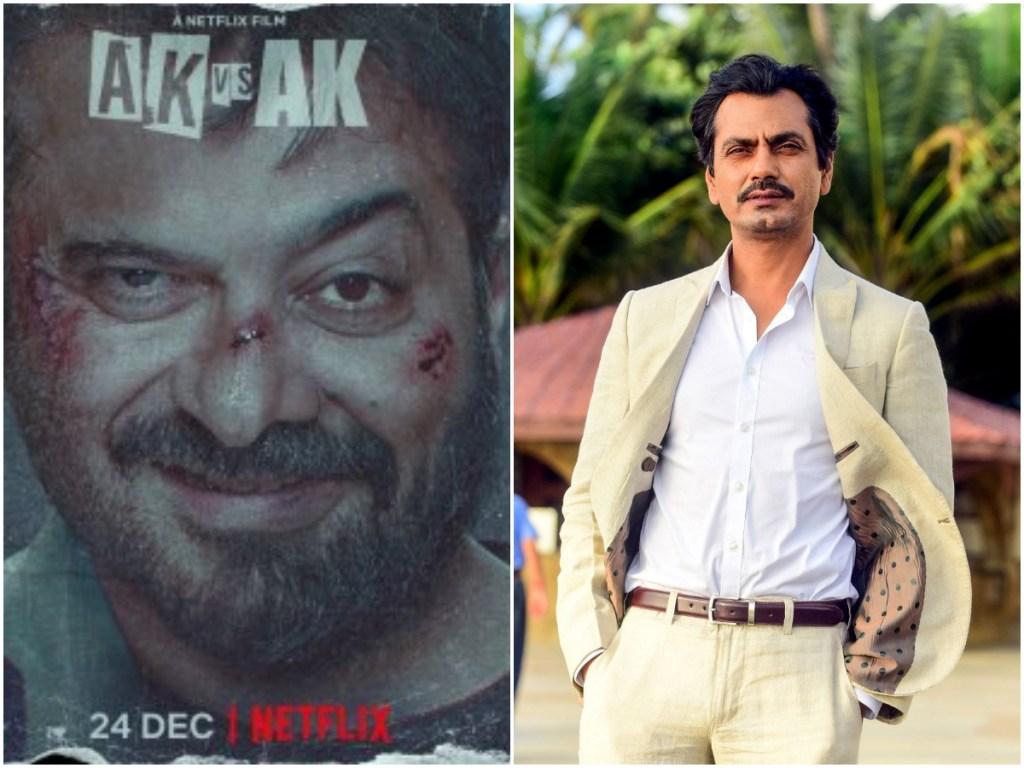 Anurag Kahsyap & Anil Kapoor's AK Vs AK To Have Nawazuddin Siddiqui's Special Cameo!
