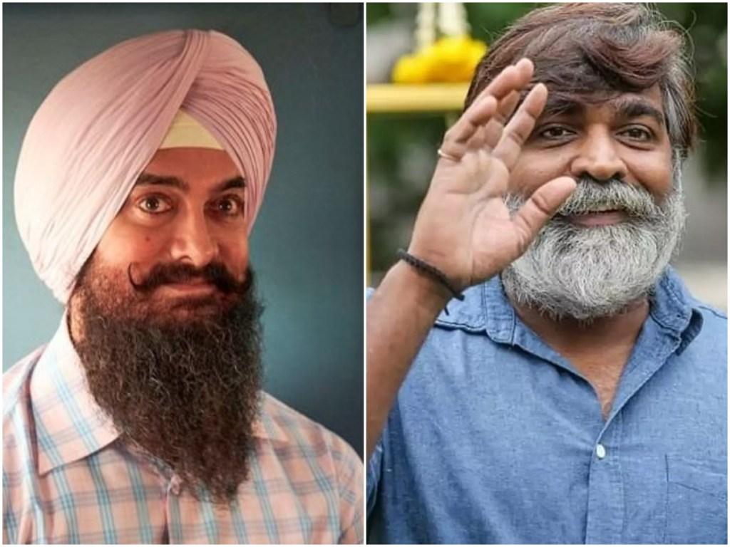 Vijay Sethupathi Replaced By Manav Vij In Aamir Khan's Laal Singh Chaddha?