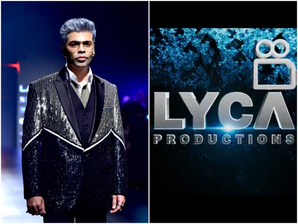 Karan Johar's Dharma Productions Joined Hands With Lyca Productions To Produce A 5-film deal
