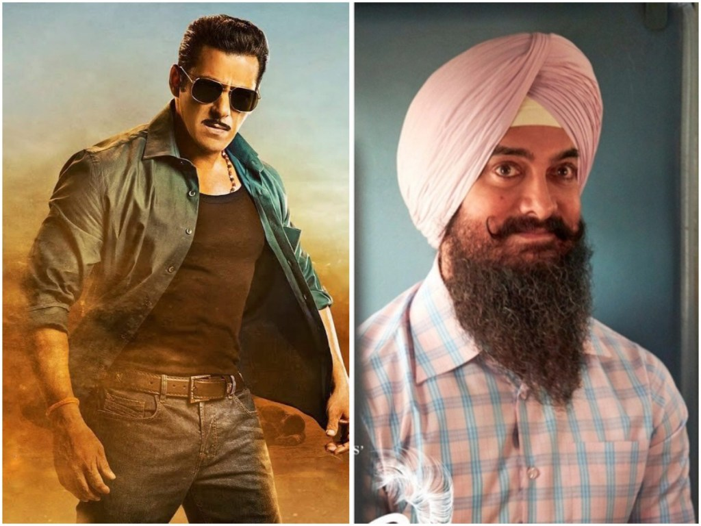 Salman Khan To Spare An Entire Day To Shoot For His Cameo In Aamir Khan's Laal Singh Chaddha