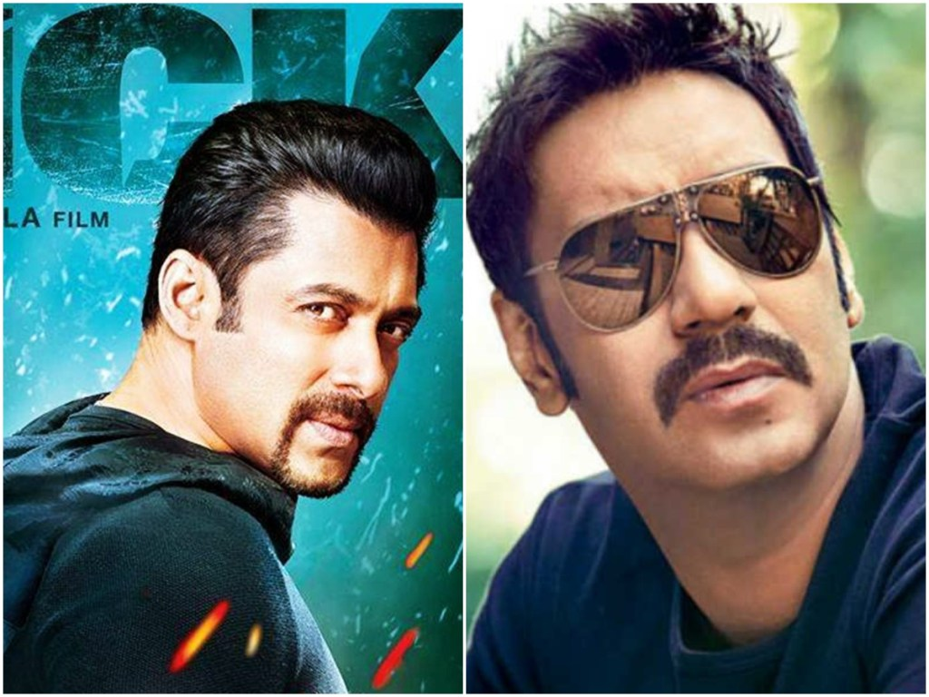 CLASH: Ajay Devgn's MayDay And Salman Khan's Tiger 3 or Kick 2 Will Have A Competition On Eid 2022
