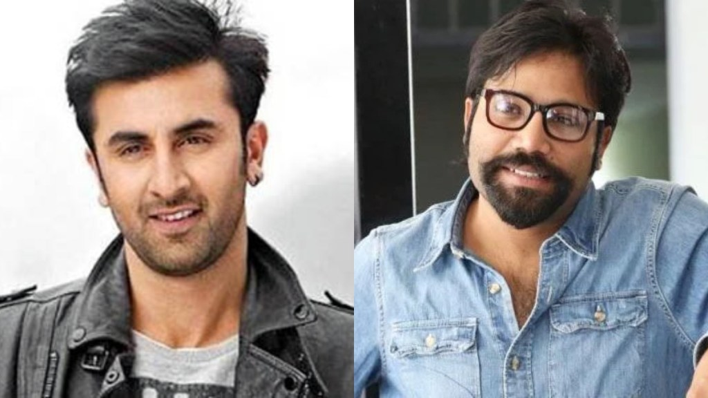 Sandeep Reddy Vanga & Ranbir Kapoor Are All Set To Delight The Fans With A New Year Surprise On January 1, 12.01 am