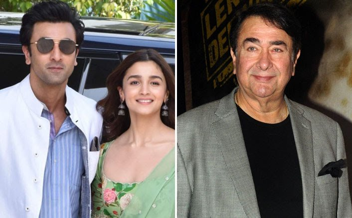 Ranbir Kapoor & Alia Bhatt Are NOT Getting Engaged, REVEALS Randhir Kapoor
