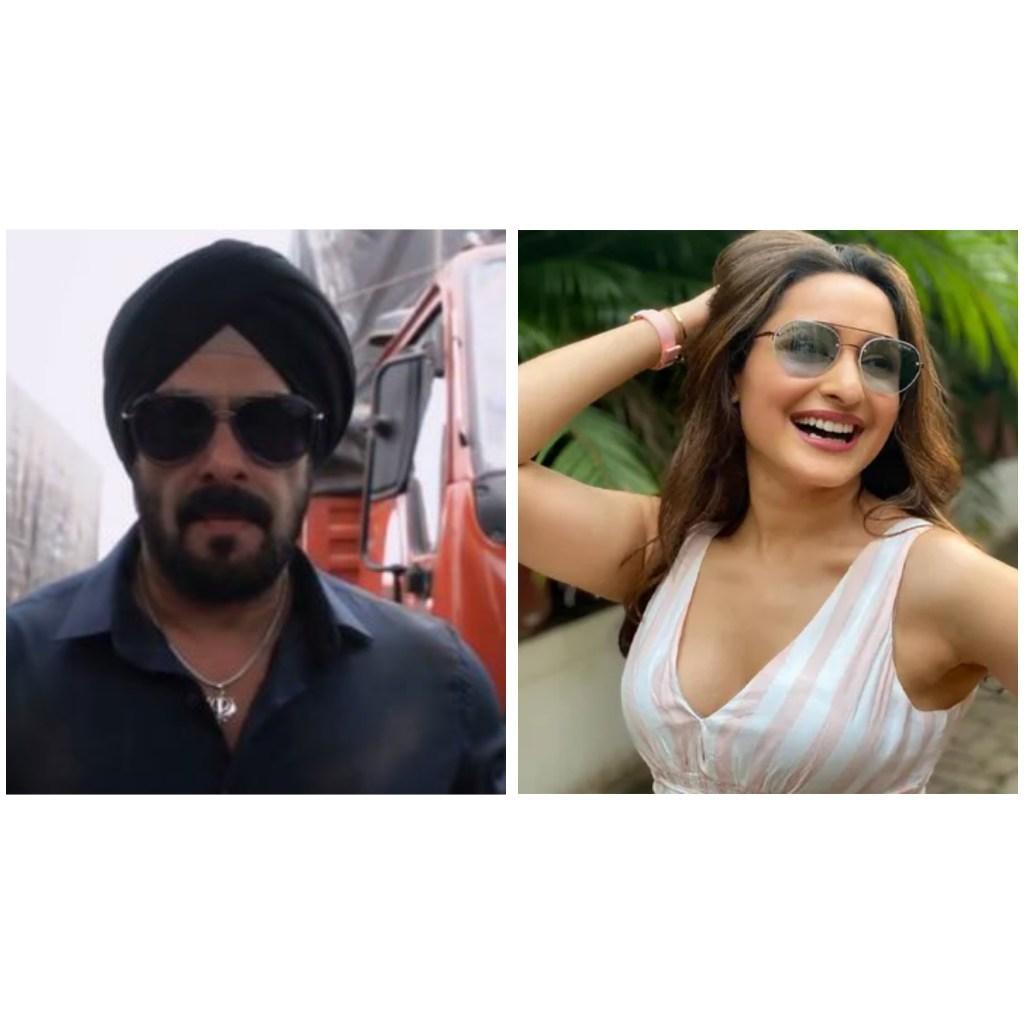Antim: Pragya Jaiswal To Play Salman Khan's Love Interest In This Mahesh Manjrekar Directorial