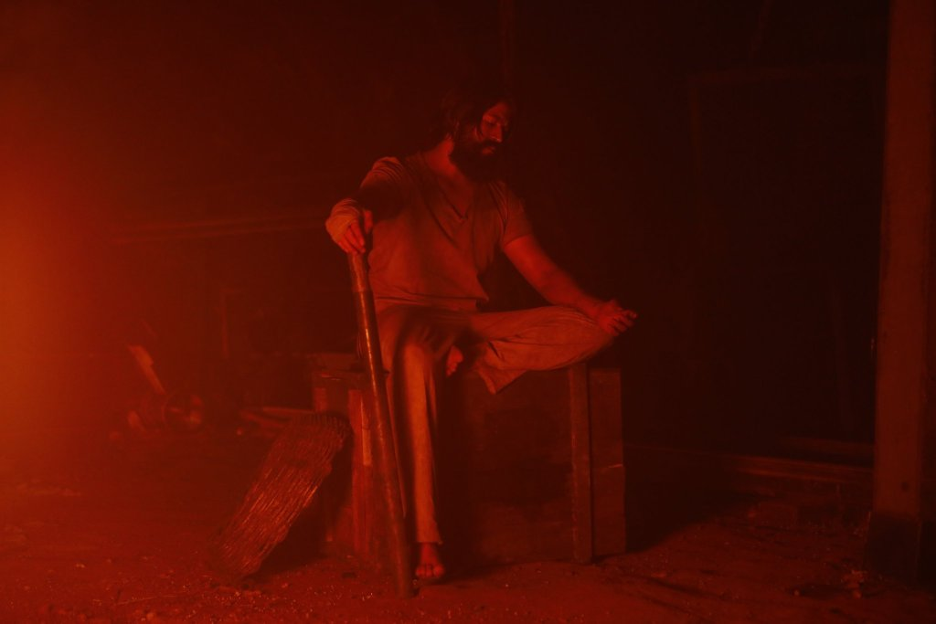 Check This Out! Prashanth Neel, Director Of KGF Chapter 2 Announces Teaser Release Date With A New Still Of Yash