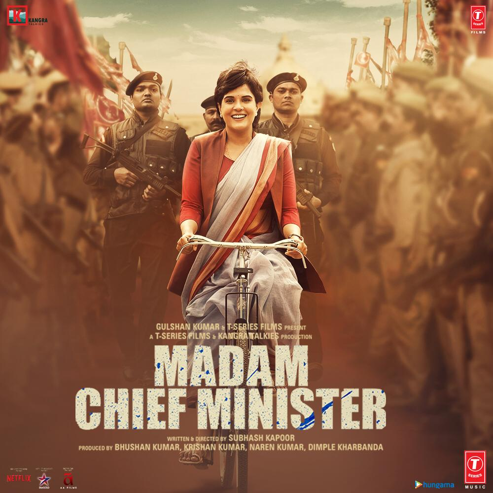 Richa Chadha In & As Madam Chief Minister, Helmed By Subhash Kapoor, New Poster OUT!