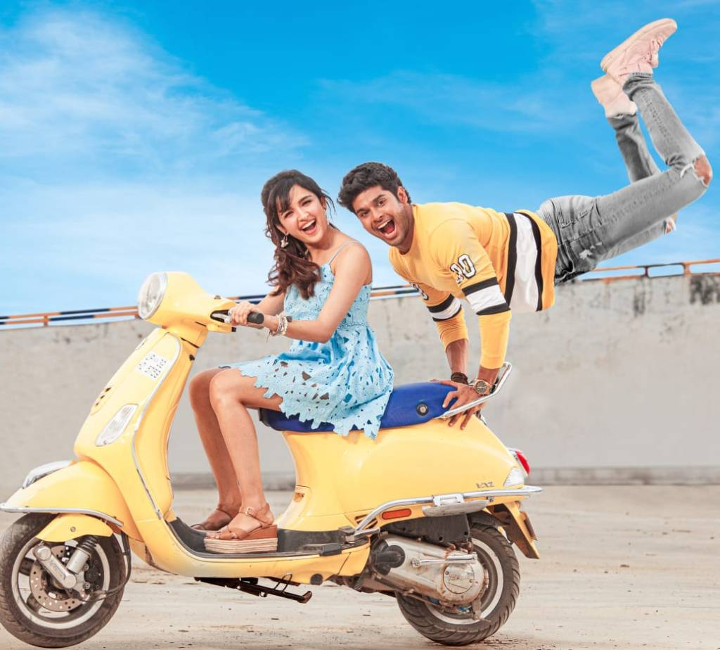Nikamma Starring Abhimanyu Dassani & Shirley Setia Seems Super Exciting, Check Out Sneak Peek Pictures Here!