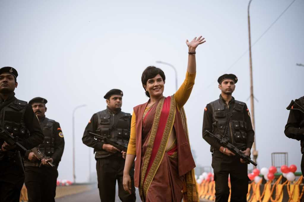 "Richa Chadha Receives Death Threats For Madam Chief Minister, The Actress Tweets ""Hum Nahi Darte"""
