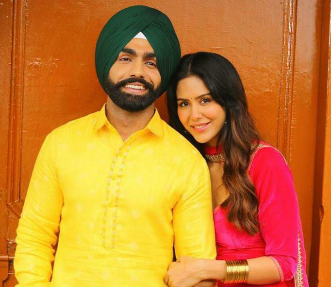 After One Year, Punjabi Cinema Is Back With #AmmyVirk & #SonamBajwa Starrer PUAADA!