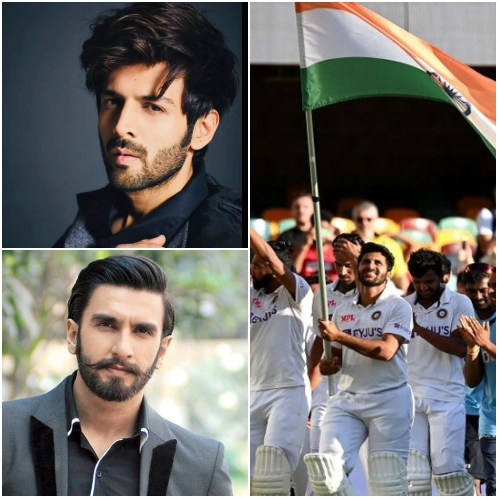 Check Out How Bollywood Celebrates Indian Cricket Team's Border Gavaskar Trophy Win