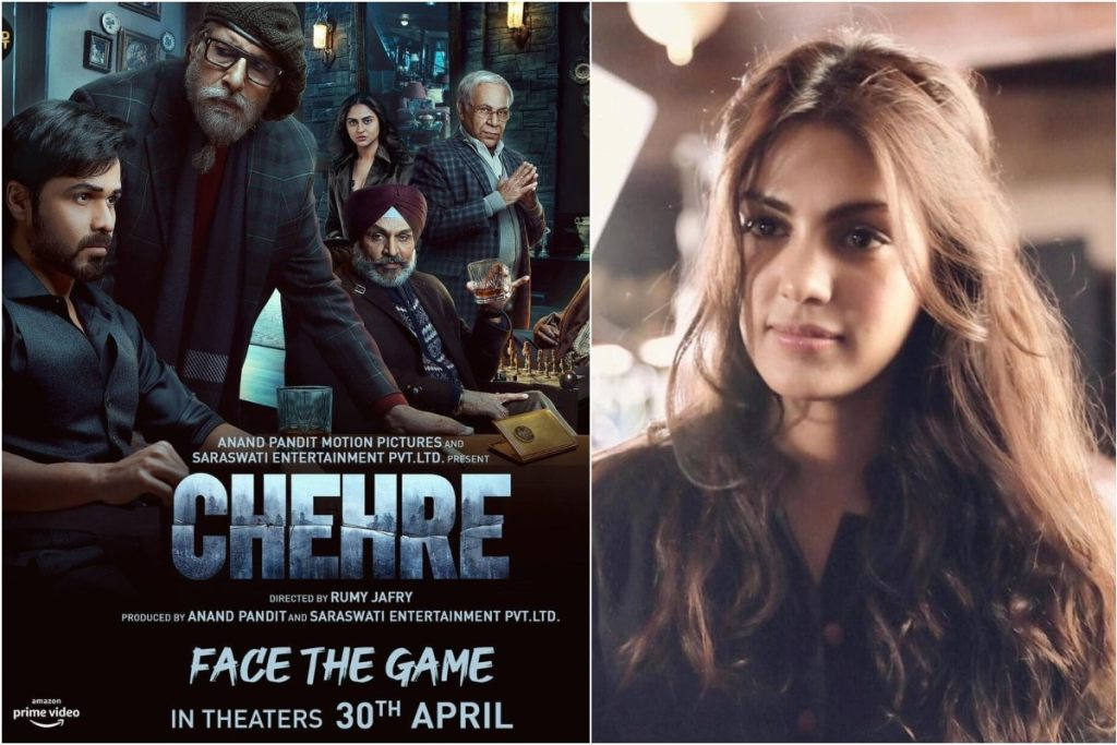 Rhea Chakraborty Is NOT A Part Of Chehre's Poster, She's Been Replaced?, Asks Twitterati!