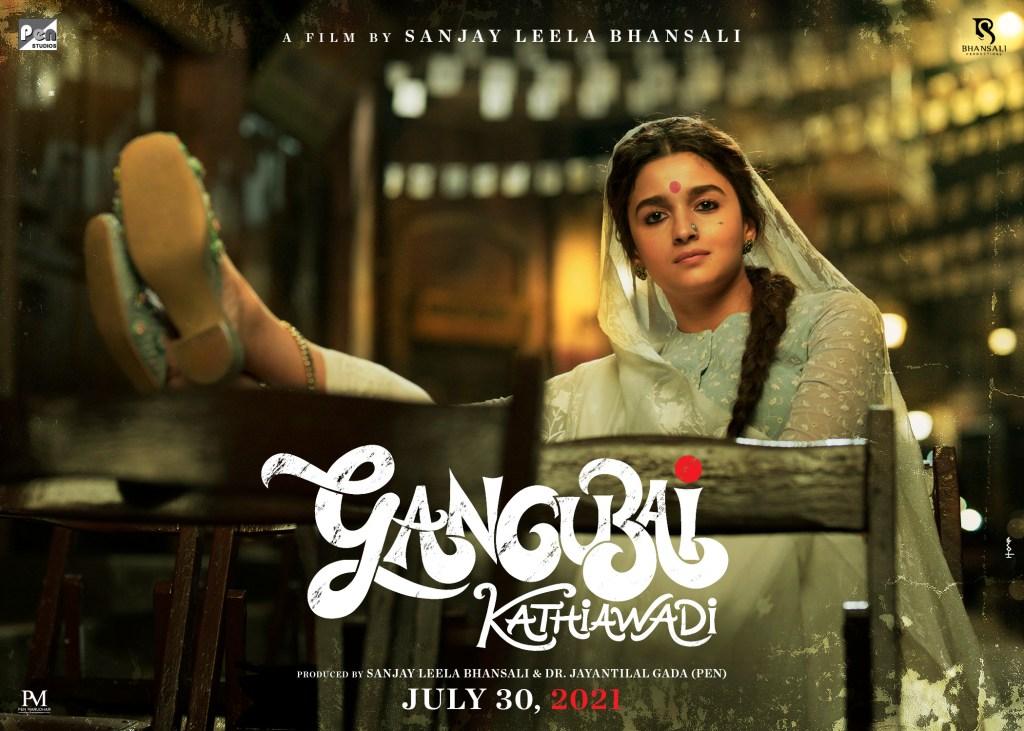 Alia Bhatt Starrer, Sanjay Leela Bhansali Directorial Gangubai Kathiawadi To Release In Cinemas On 30th July, 2021, Teaser Out Today!
