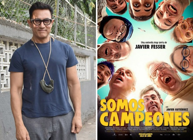 RS Prasanna & Aamir Khan's Upcoming Sports Film Is An Adaptation Of Spanish Hit Campeones