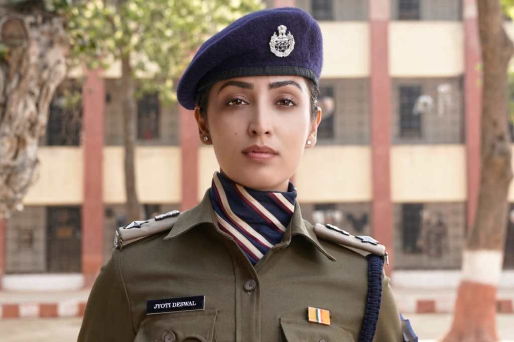 Yami Gautam Shares A Picture From The First Day On The Sets Of Dasvi