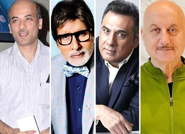 Aupam Kher Joins Sooraj Barjatya's Next With Amitabh Bachchan, Boman Irani, To Be Titled Oonchai