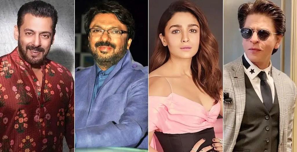 Inshallah: Shah Rukh Khan To Now Take Salman Khan's Role In This Sanjay Leela Bhansali's Alia Bhatt Starrer?