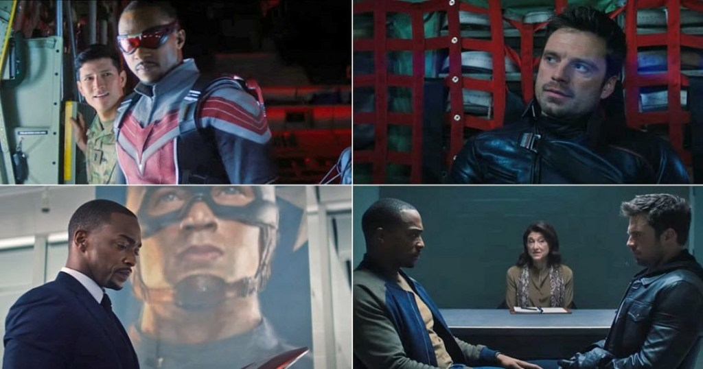 The Trailer & Release Date Of 'The Falcon And the Winter Soldier' Is OUT!