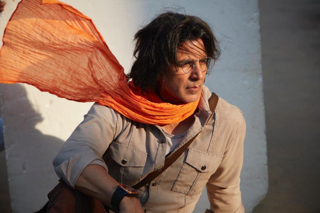 Akshay Kumar Heads To Ayodhya For Ram Setu