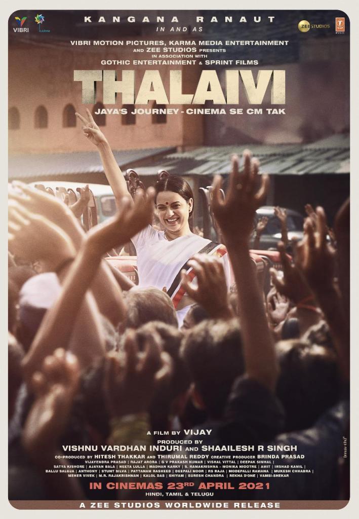 Thalaivi Trailer Review: Thalaivi Trailer Ft. Kangana Ranaut Unfolds Unheard Chapters Of Jayalalithaa's Life