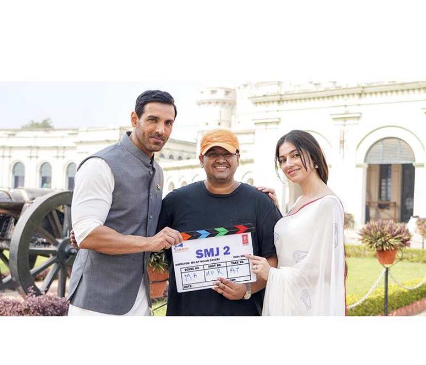 """Makers Of John Abraham Starrer """"Satyameva Jayate 2"""" Postpone Their Release Date, Due To Rise In Covid-19 Cases"""