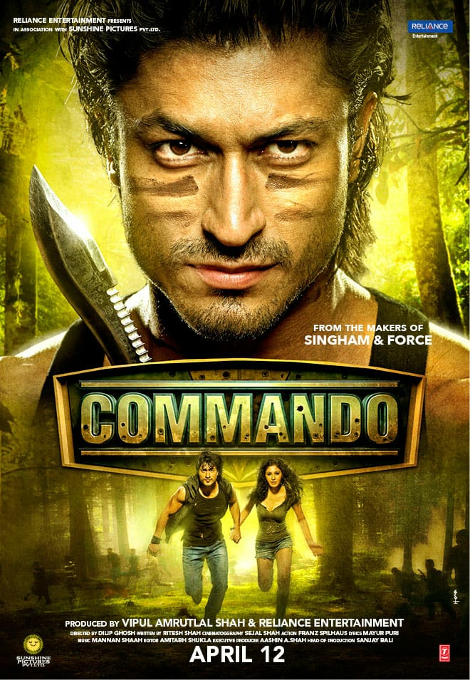 """8 Years Of Commando: """"With 'Commando 4', we will take the franchise to a new level,"""" informs Vipul Amrutlal Shah"""