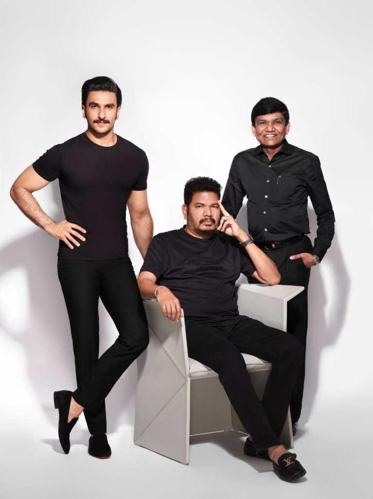 BIG NEWS: Iconic Director Shankar & Bollywood Superstar Ranveer Singh Come Together For The Official Adaptation Of Cult Blockbuster Anniyan!