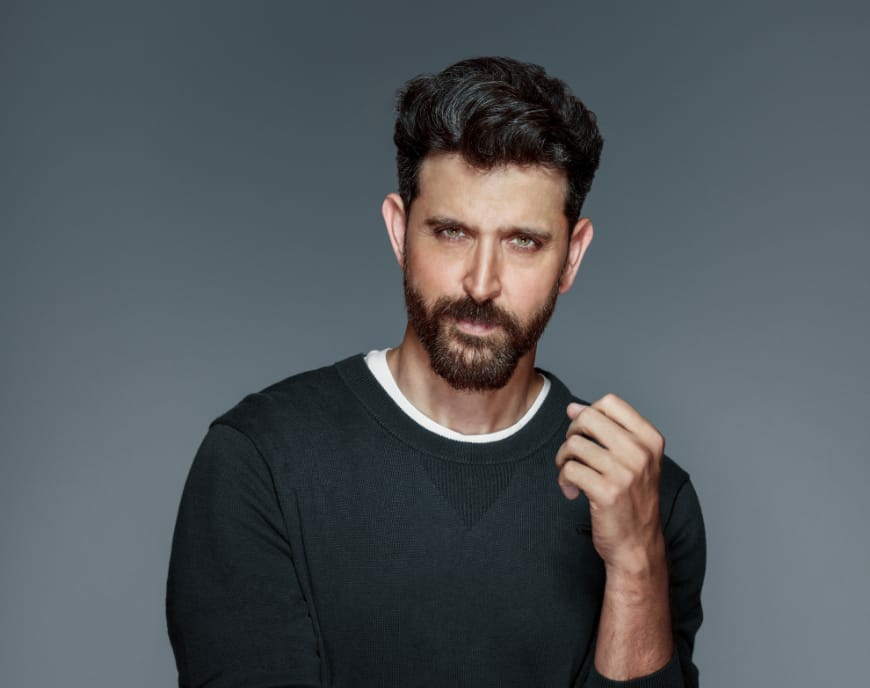 Hrithik Roshan – One Of The Country's Highest Paid On Stage Performers