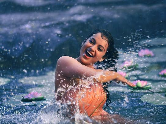 Samantha Akkineni launches Thalaivi's first song 'Chali Chali' in three languages