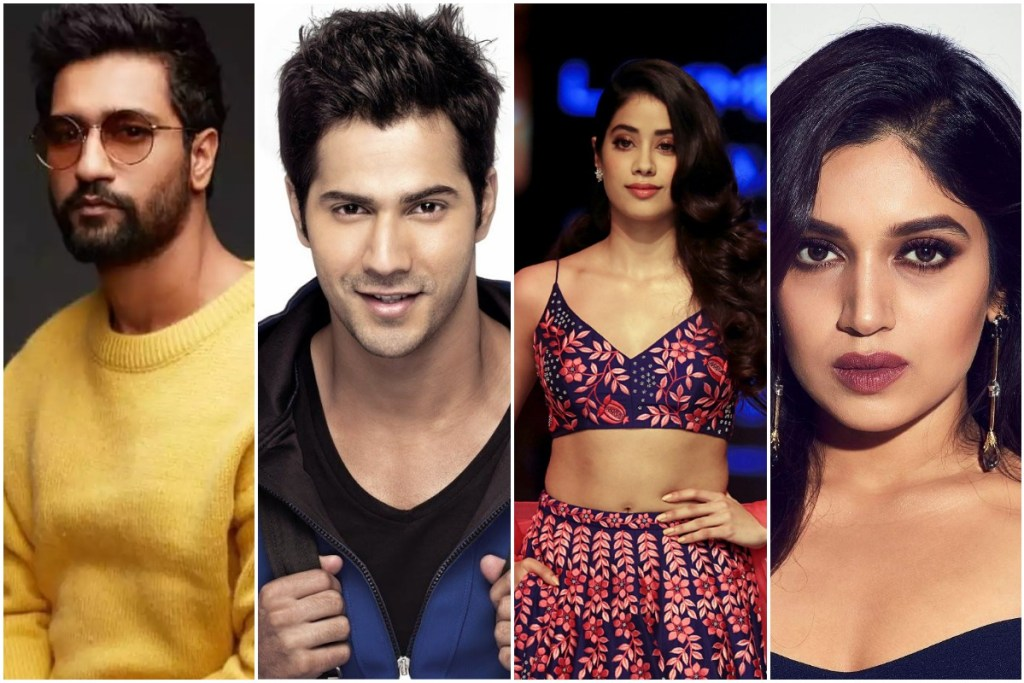 Shashank Khaitan's Comedy Film Mr. Lele Has Changed Entirely, Bhumi Pednekar & Vicky Kaushal Now Replaces Varun Dhawan & Janhvi Kapoor