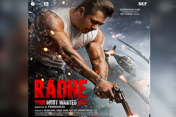 Central Board Of Film Certification (CBFC) Passes Salman Khan's Radhe – Your Most Wanted Bhai Trailer