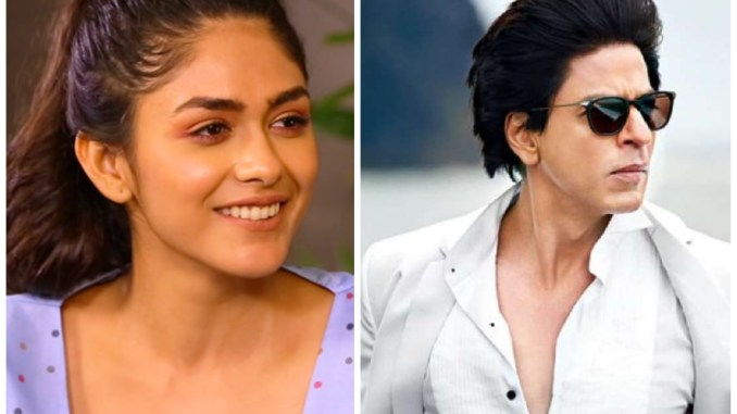 Mrunal-SRK
