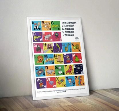 framed-multilingual-alphabet-colored