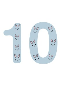 1 10 Animal Numbers For Kids Free Printables Box Of Ideas