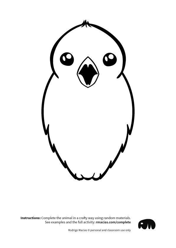 cute-drawing-open-mouth-bird-birdy-without-wings-nor-feet
