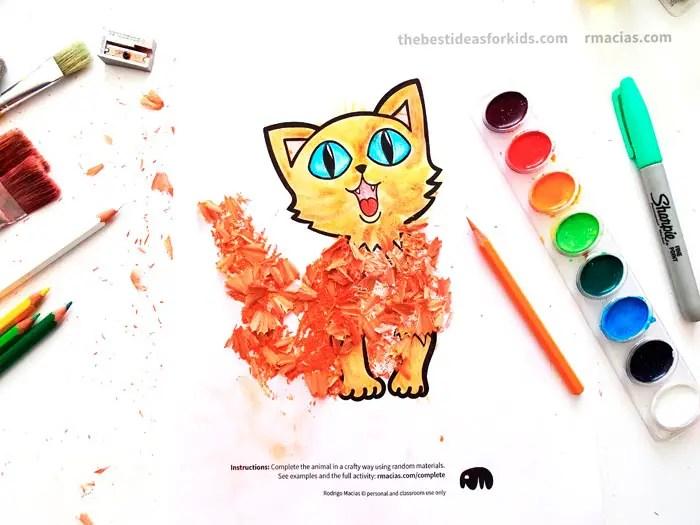 Orange Kitty Cat Like Hermione Pet Crookshanks Harry Potter Magical
