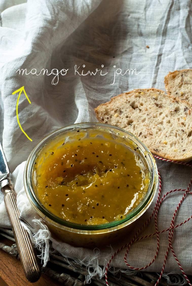 Mango Kiwi Jam I Boxofspice