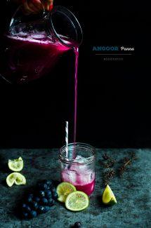Angoor Panna / Grape Juice Concentrate