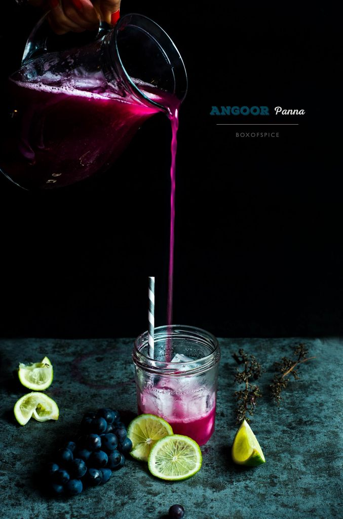 Angoor Panna / Grape Juice Concentrate