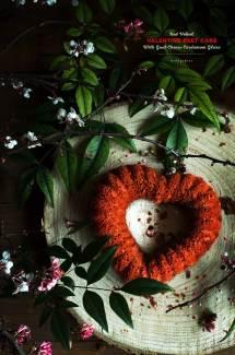 Red Velvet Valentine Beet Cake