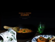 Masala Pepper Curry I Boxofspice
