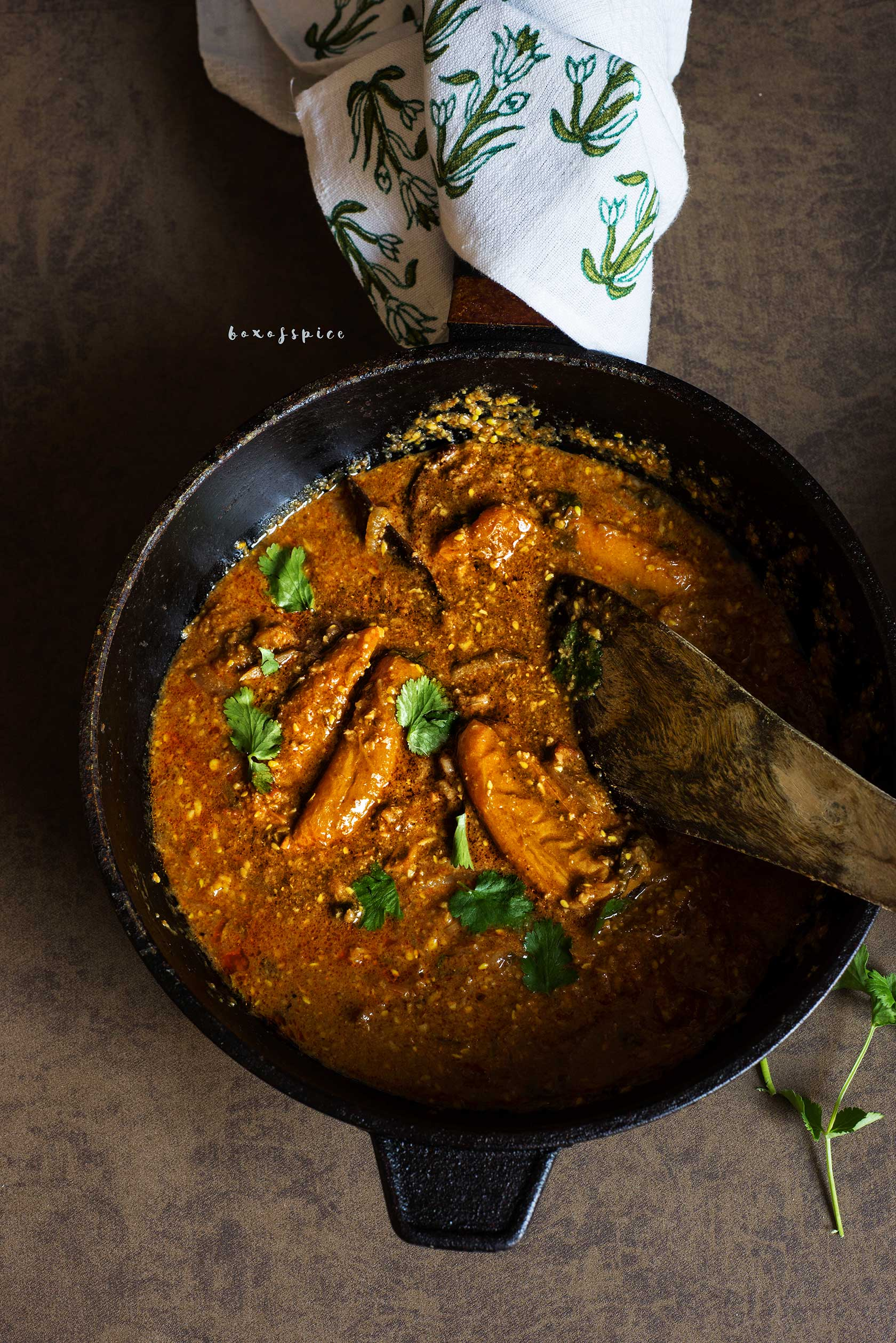 Masala Pepper Curry I Boxofspice