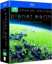 Planet Earth (Six-Disc Special Edition) [Blu-ray] (2011)
