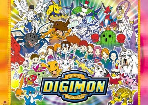 Digimon Monsters
