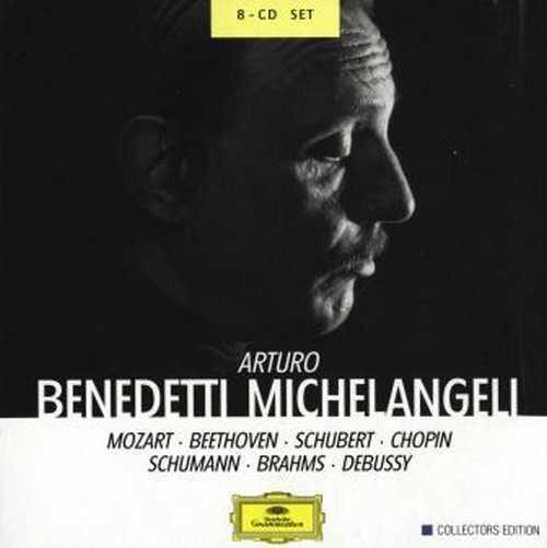 The Art of Arturo Benedetti Michelangeli (8 CD box set, APE)