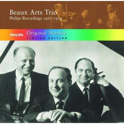 Beaux Arts Trio - Philips Recordings 1967-1974 (4 CD, FLAC)