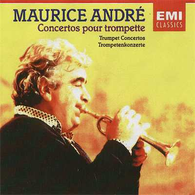 Maurice Andre: Trumpet Concertos (2 CD, AAC)
