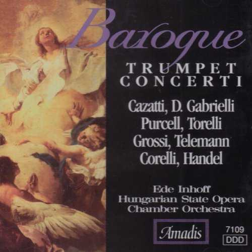 Baroque Trumpet Concerti (FLAC)